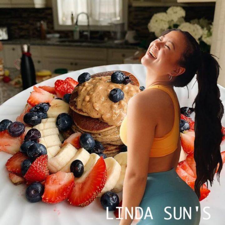 LINDA SUN'S Famous Breakfast Recipes: Top 3